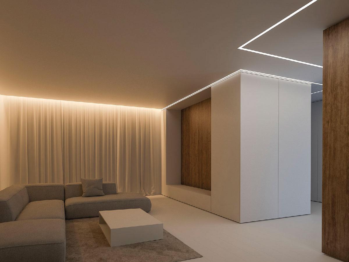 veletta luce design illuminazione